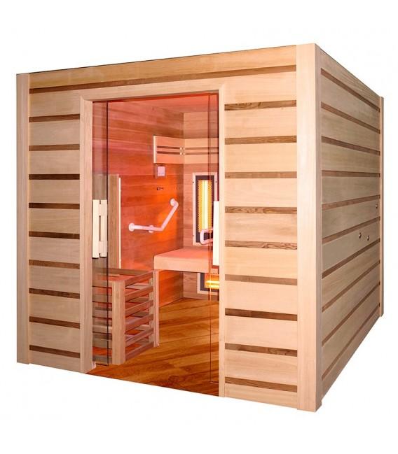 Sauna Combi Access 4 Personas