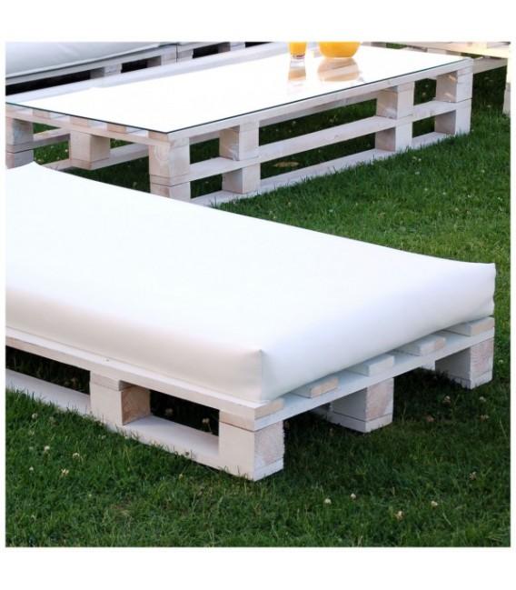 Palet Lacado Blanco