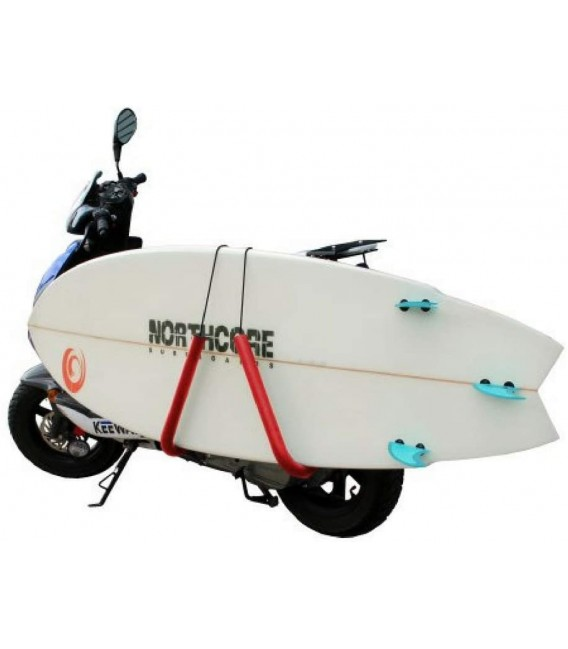 Portatabla surf motocicleta