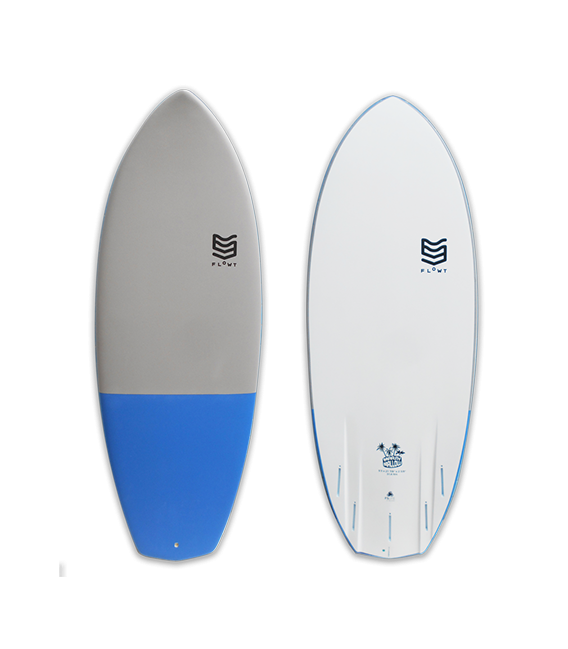 Tabla Surf 5'3 Marshmallow Blue