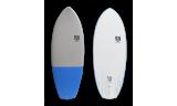 "Tabla Surf 5'3"" Marshmallow Blue"