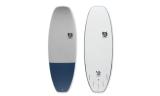 "Tabla Surf 5'3"" Marshmallow Navy"