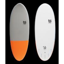 "Tabla Surf 5'6"" Marshmallow Orange"