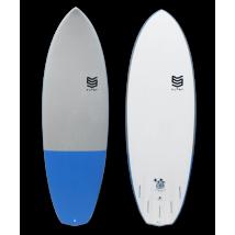 "Tabla Surf 5'9"" Marshmallow Blue"