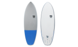 "Tabla Surf 5'9"" Marshmallow Blue"