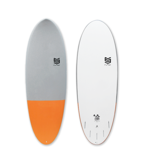 Tabla Surf 5'11 Marshmallow Orange
