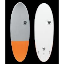 "Tabla Surf 5'11"" Marshmallow Orange"