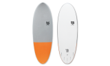 "Tabla Surf 5'11"" Marshmallow Orange"