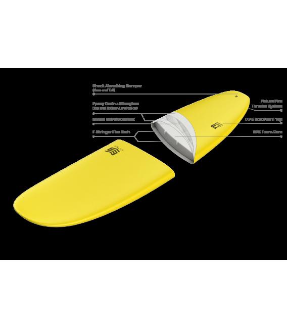 Tabla Surf blanda Premium 7'0