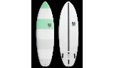 """Tabla Surf dura 5'8"""" Wave Magnet"""