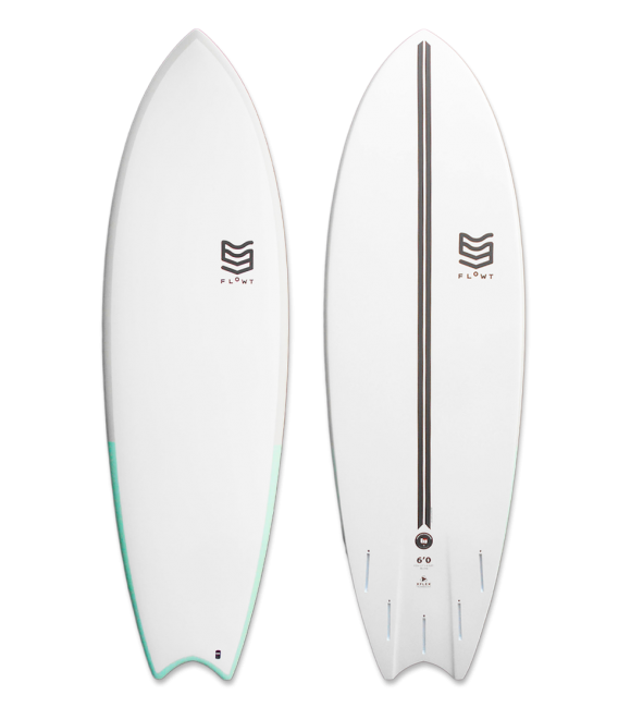 Tabla Surf dura 6'0 Magnet Fish