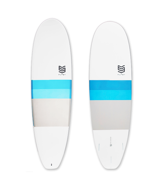 Tabla Surf dura 6'8 Mini Malibu