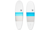 "Tabla Surf dura 6'8"" Mini Malibu"