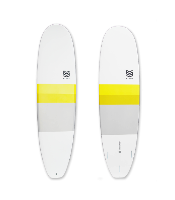 Tabla Surf dura 7'2 Malibu