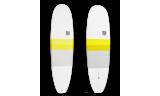 "Tabla Surf dura 7'2"" Malibu"