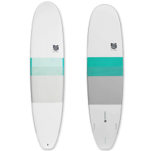 "Tabla Surf dura 8'0"" Malibu"