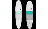 "Tabla Surf dura 8'0"" Malibu"