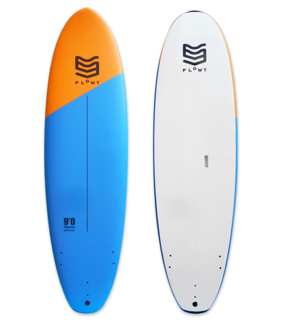 Tabla Surf blanda Tanker 9'0