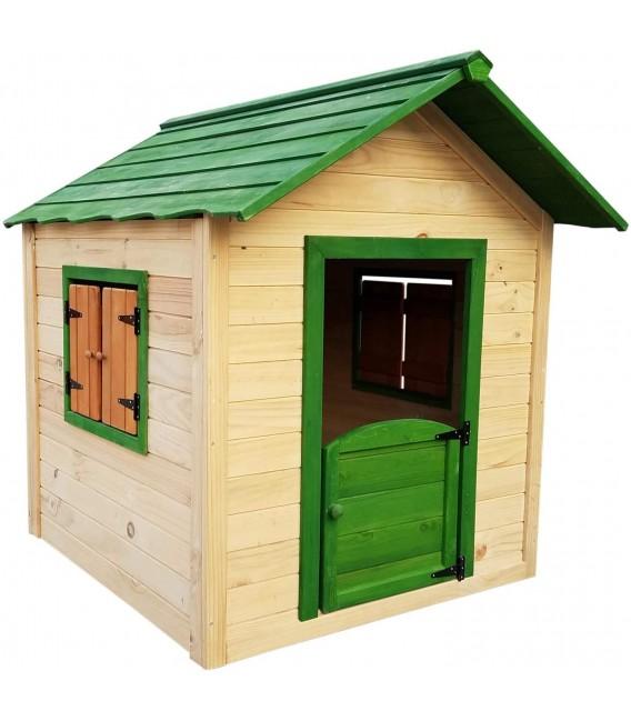 Casita infantil Toys Kela Verde