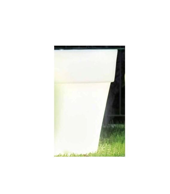 Mesa con forma de macetero