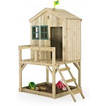 Casita infantil Toys Forest Cottage