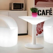 Mesa ideal para zonas chillout
