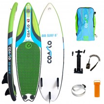 Tabla de Surf hinchable Coasto Air Surf 6'