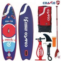 Tabla de Paddle Surf hinchable Coasto Turbo 12.6