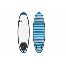 """Tabla Surf 5'8"""" Dark Horse"""