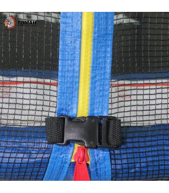 Cama Elástica Tomahawk 3,70m