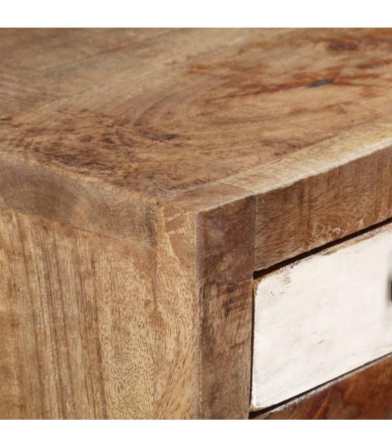 Cajonera de madera maciza reciclada