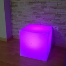 Puff con luz