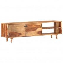 Mueble para TV madera maciza de sheesham