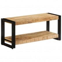 Mueble para TV de madera maciza mango pequeño