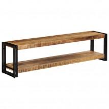 Mueble para TV de madera maciza mango grande