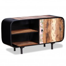 Mueble para TV de madera reciclada O2