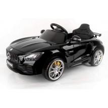 Coche eléctrico Mercedes AMG GTR Black