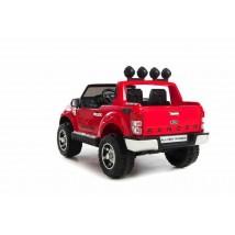 Ford Ranger F150 eléctrico para niños rojo