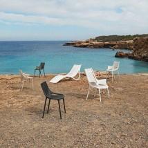 Silla apilable modelo Ibiza