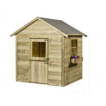 Casa de juegos madera,Modelo Maxis