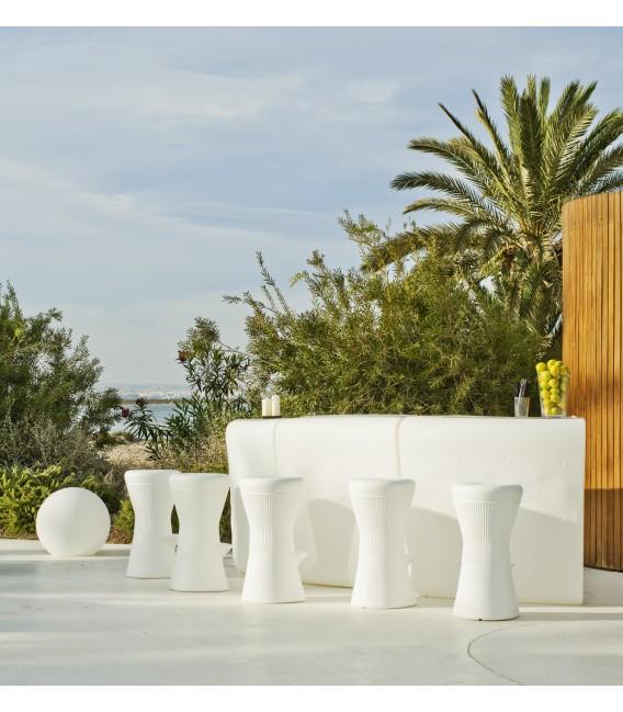 Barra de Bar Ibiza Curva