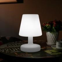Lámpara de mesa Led RGBW, modelo Bled