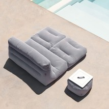 Sofá flotante Doble Sit Pool Out
