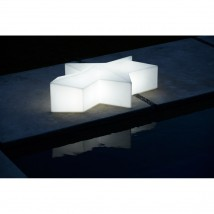 Banco de diseño, modelo Glacé