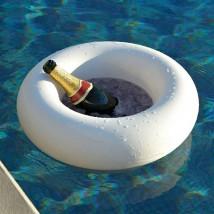 Botellero flotante, modelo Margarita