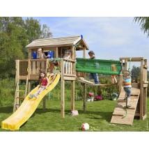 Parque Infantil Playhouse XL Bridge