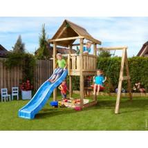 Parque Infantil House 1 Swing