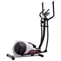 Bicicleta elíptica magnética con pulsómetro