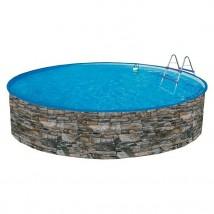 Piscina circular Splash 3,6 x 1,05 m