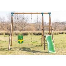 Parque Infantil Milos asiento bebé